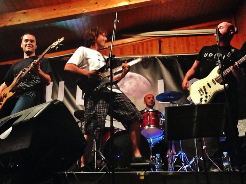 Blackslats, en concert