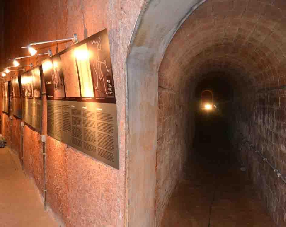 DIM21 Visita guiada al refugi antiaeri de la Patacada