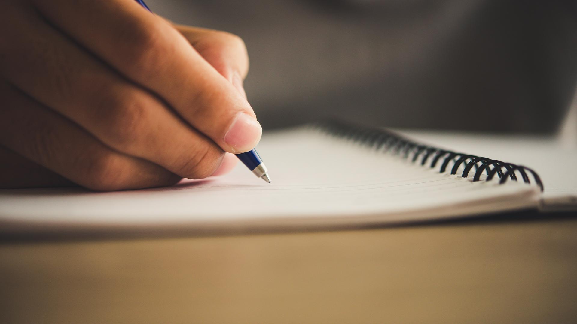 Taller «Idees per escriure una novel·la»E