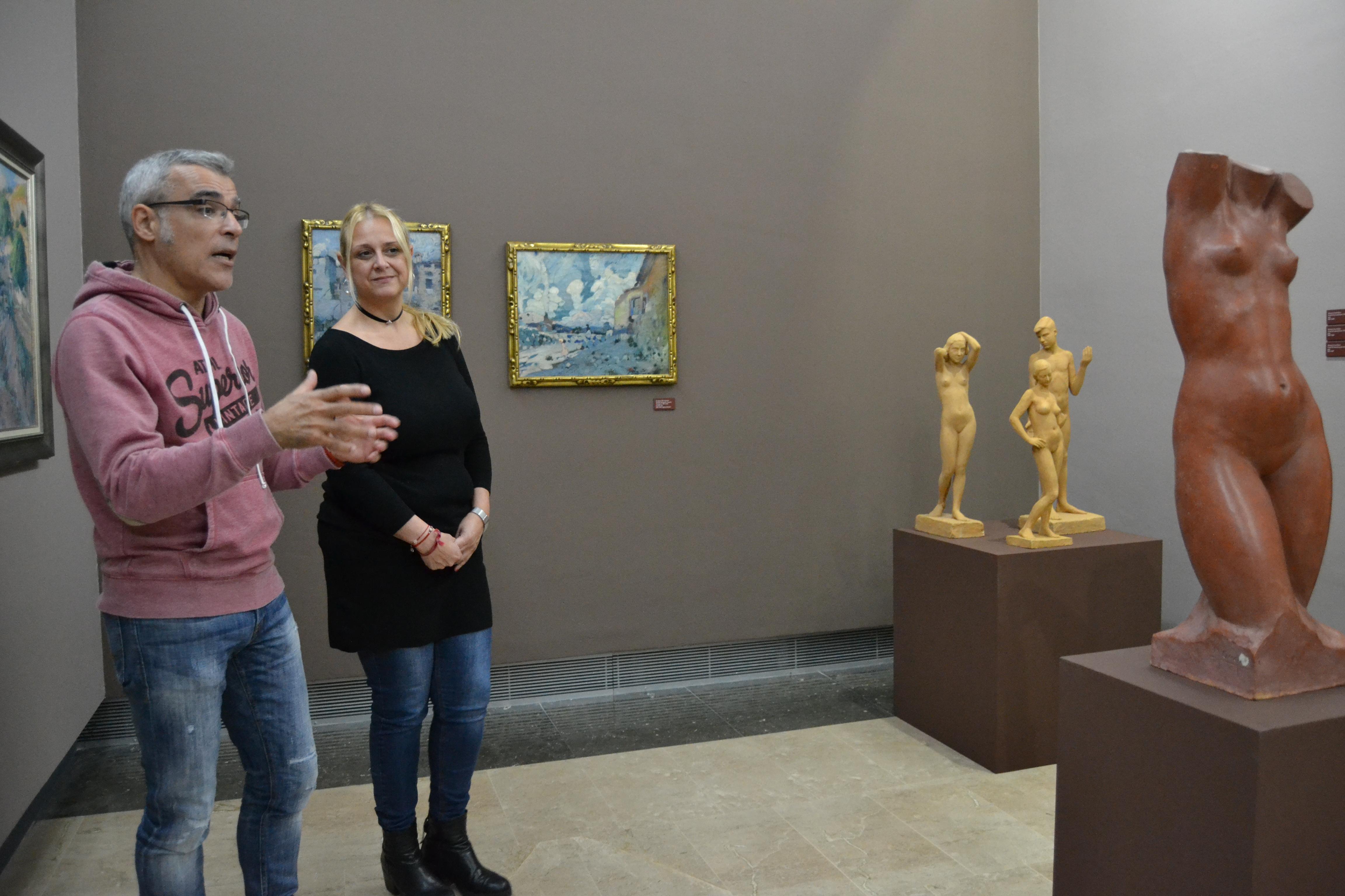 Visita guiada a l'exposició «Reus i els seus artistes (1850-1939)»