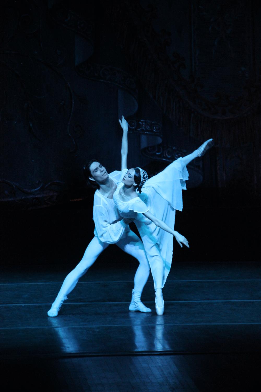 Romeu i Julieta de Txaikovski i Gala de dansaE