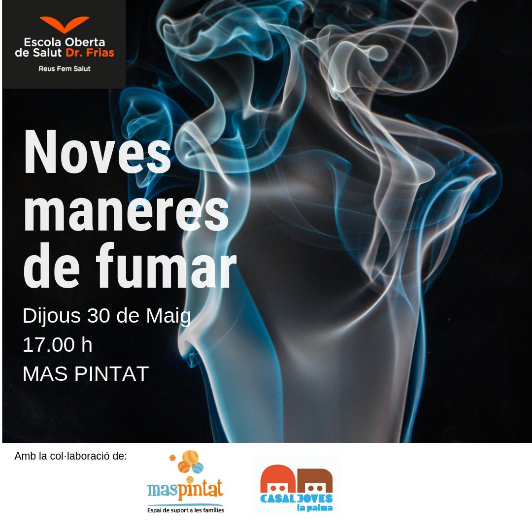 Noves Maneres de Fumar