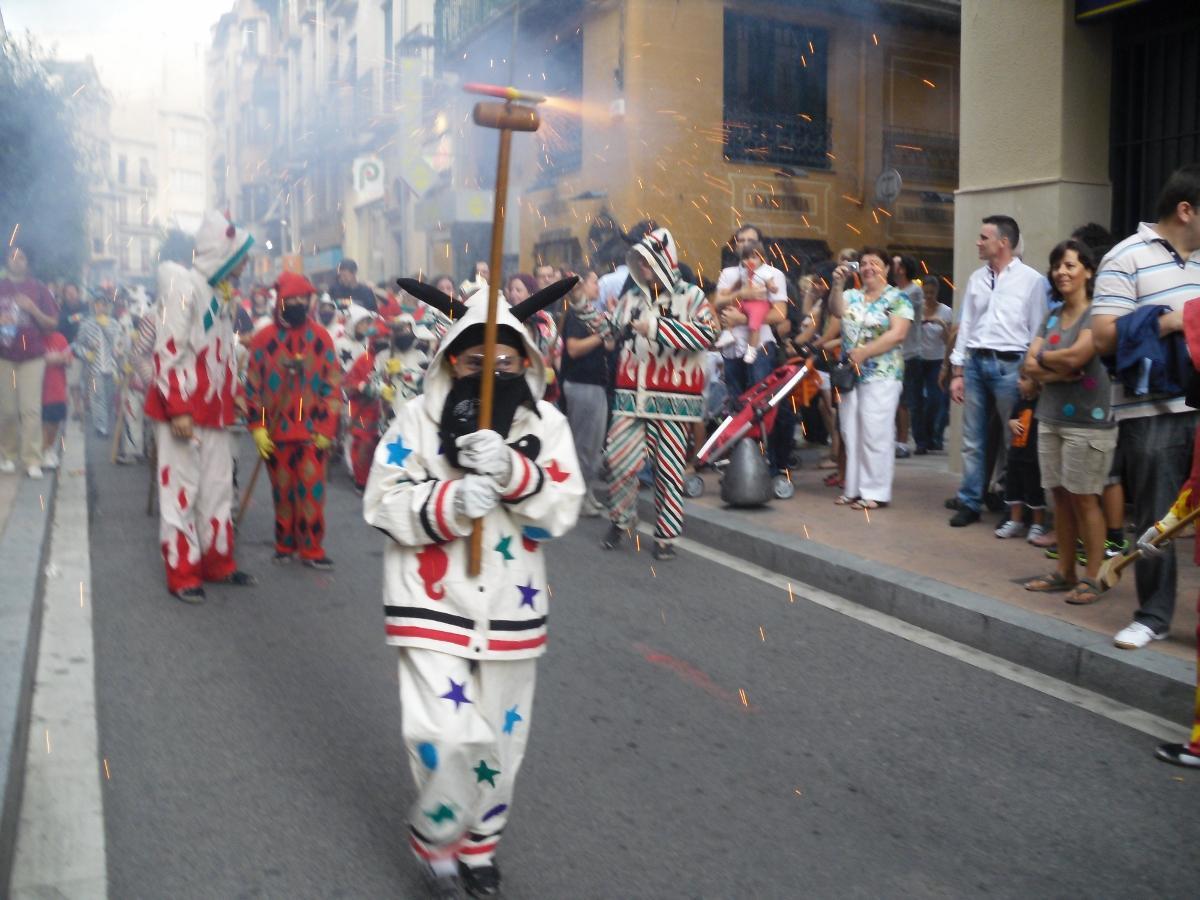 MISERICÒRDIA 2018 - Toc de Festa Major Petita i cercavila del Seguici Petit