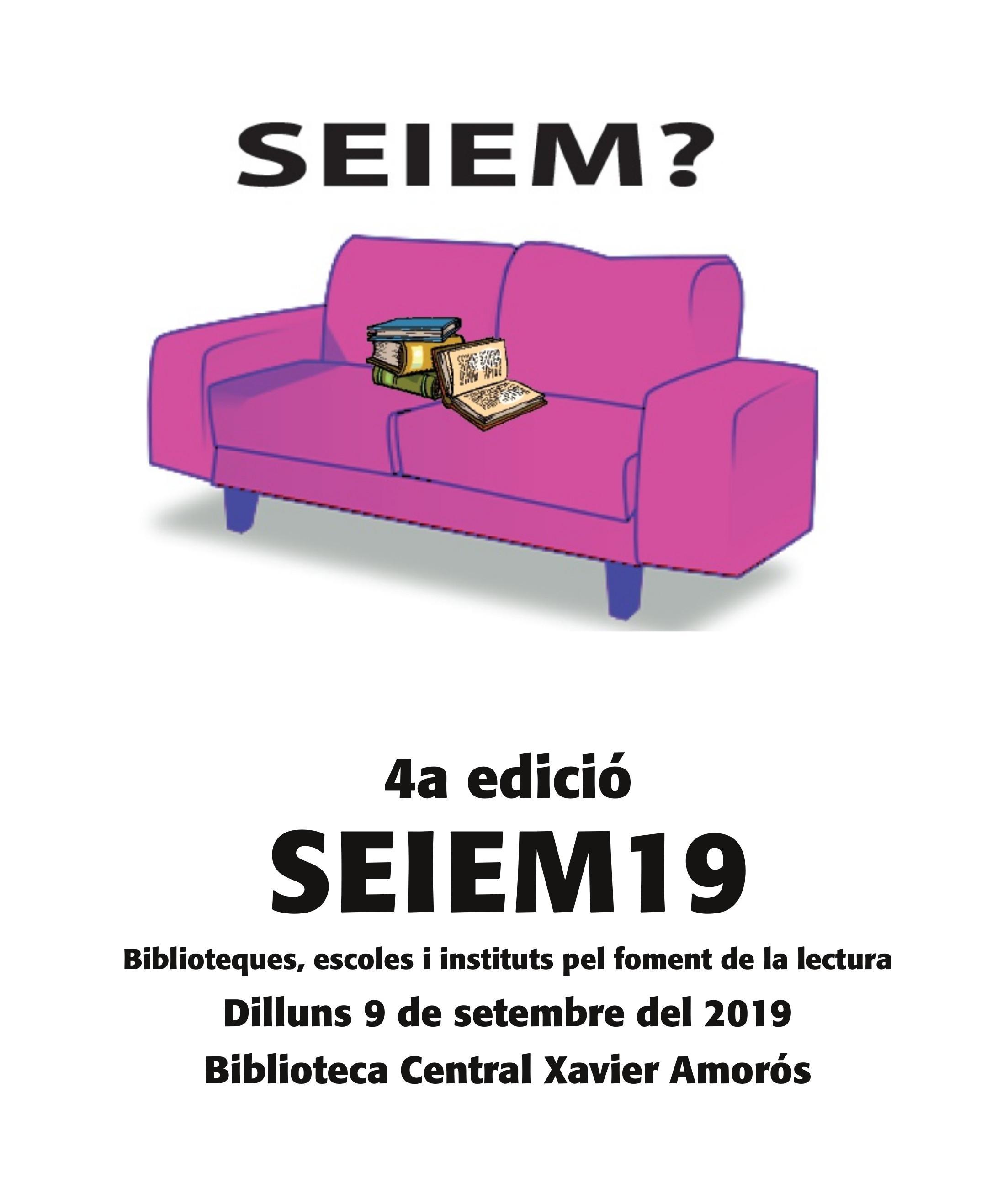 Jornades SEIEM19