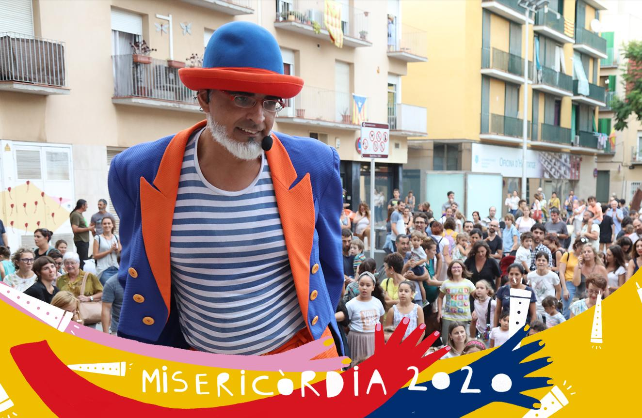 Misericòrdia 2020: espectacle infantil