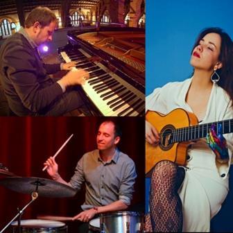 Un vespre amb Pau Terol trio i Lau Noah (Projecte Bartrina 2020 - Teatre Bartrina)