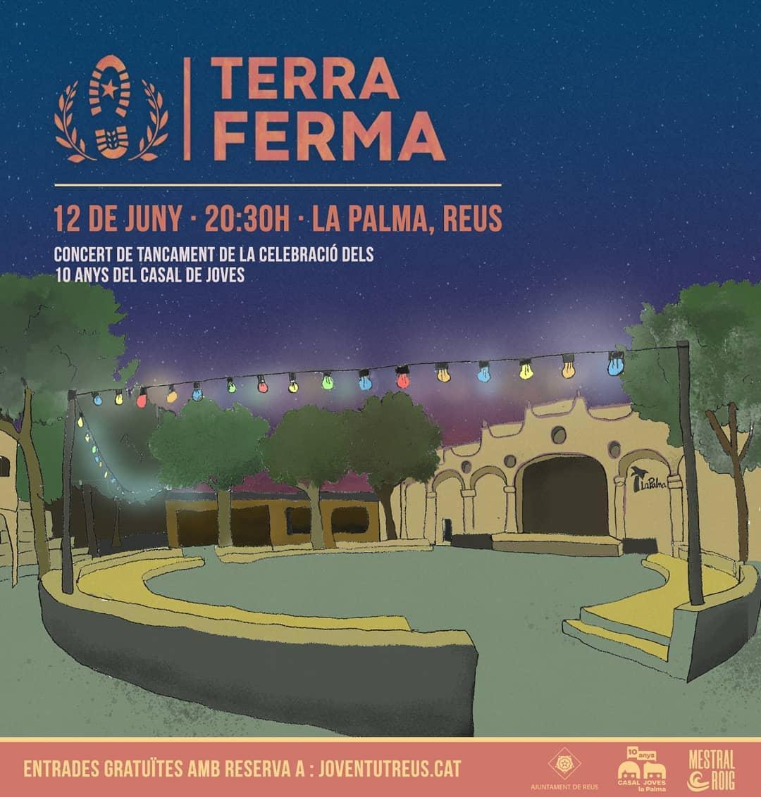 CONCERT DE TERRA FERMA A LA PALMA