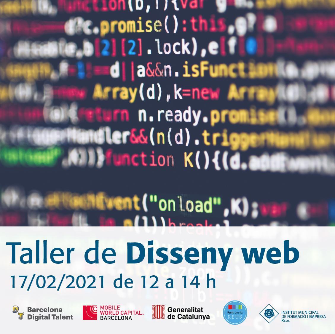 Taller de disseny web