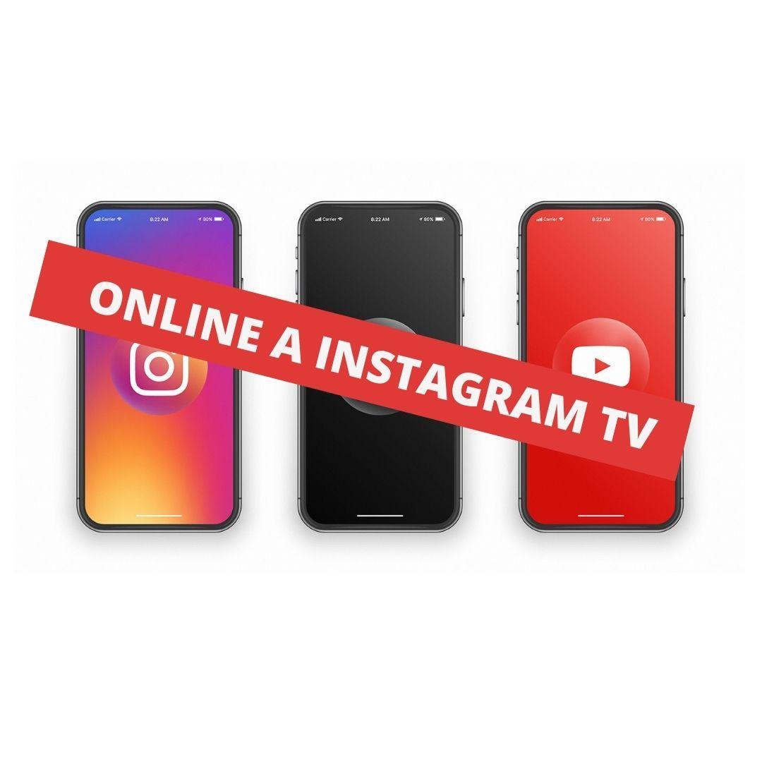 Tik-toker, youtubers, instagramers. De cap a les xarxes. ONLINE A INSTAGRAM TV @joventutreus