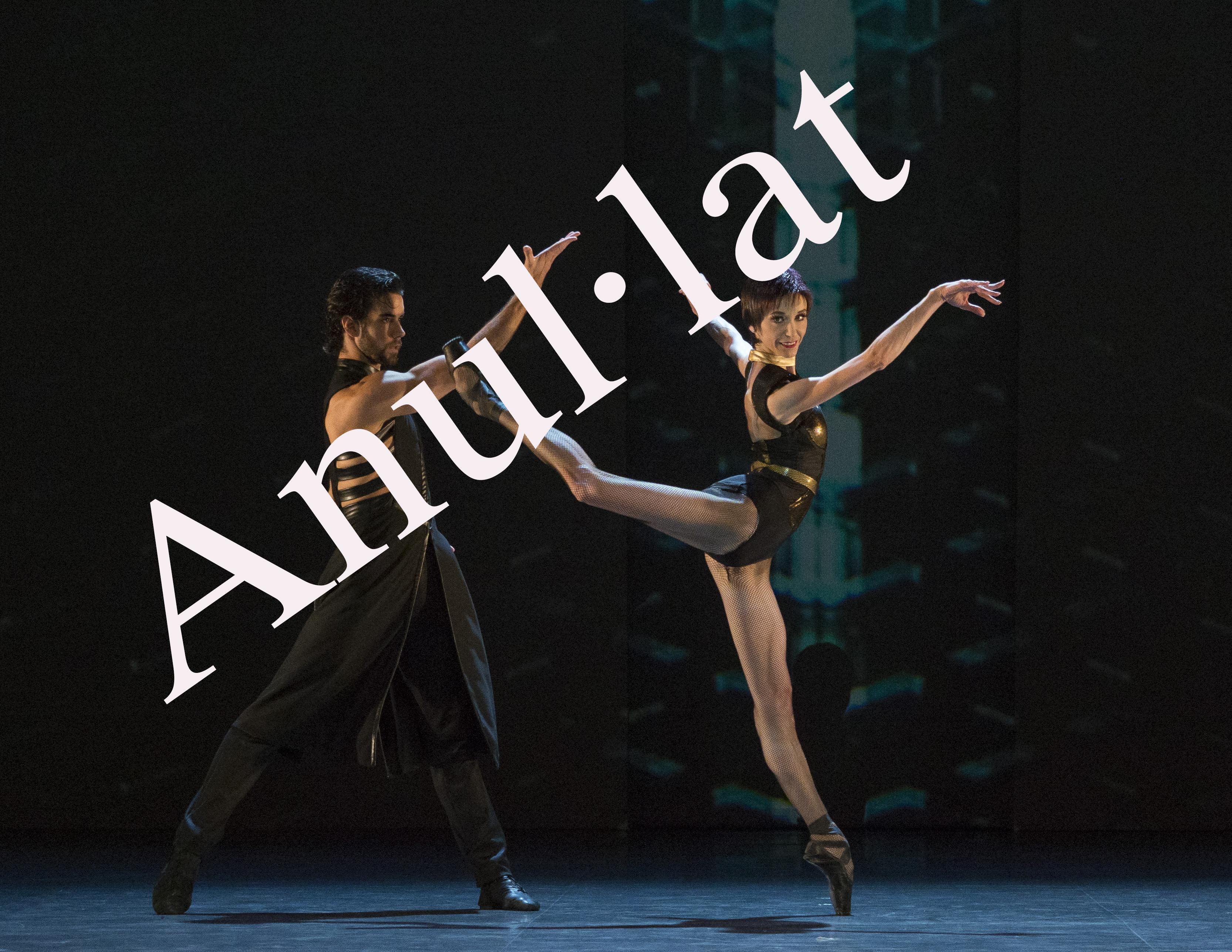 Carmen - Victor Ullate Ballet Comunidad de Madrid