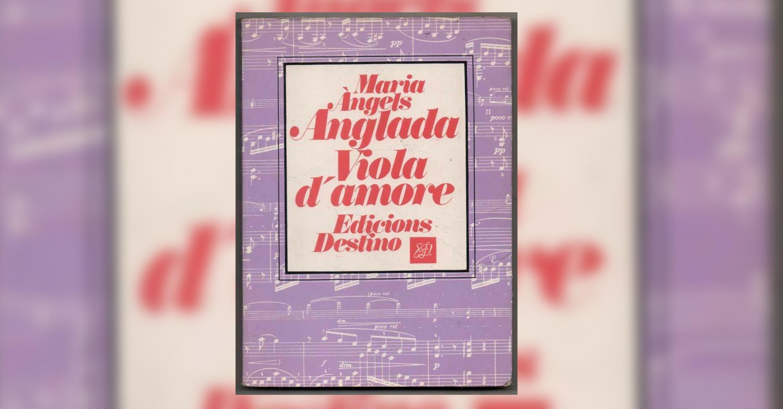 Club Viola d'amore, de M. Àngels Anglada, a càrrec d'Anna Perera - Activitat Virtual