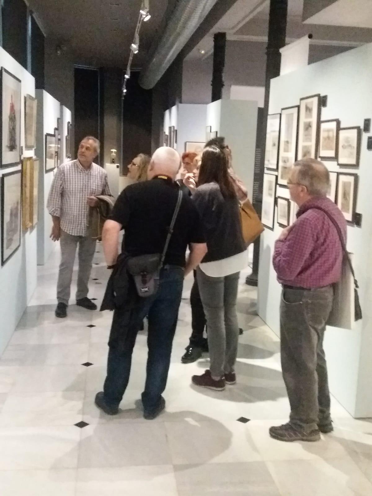 Visita guiada a l'exposició