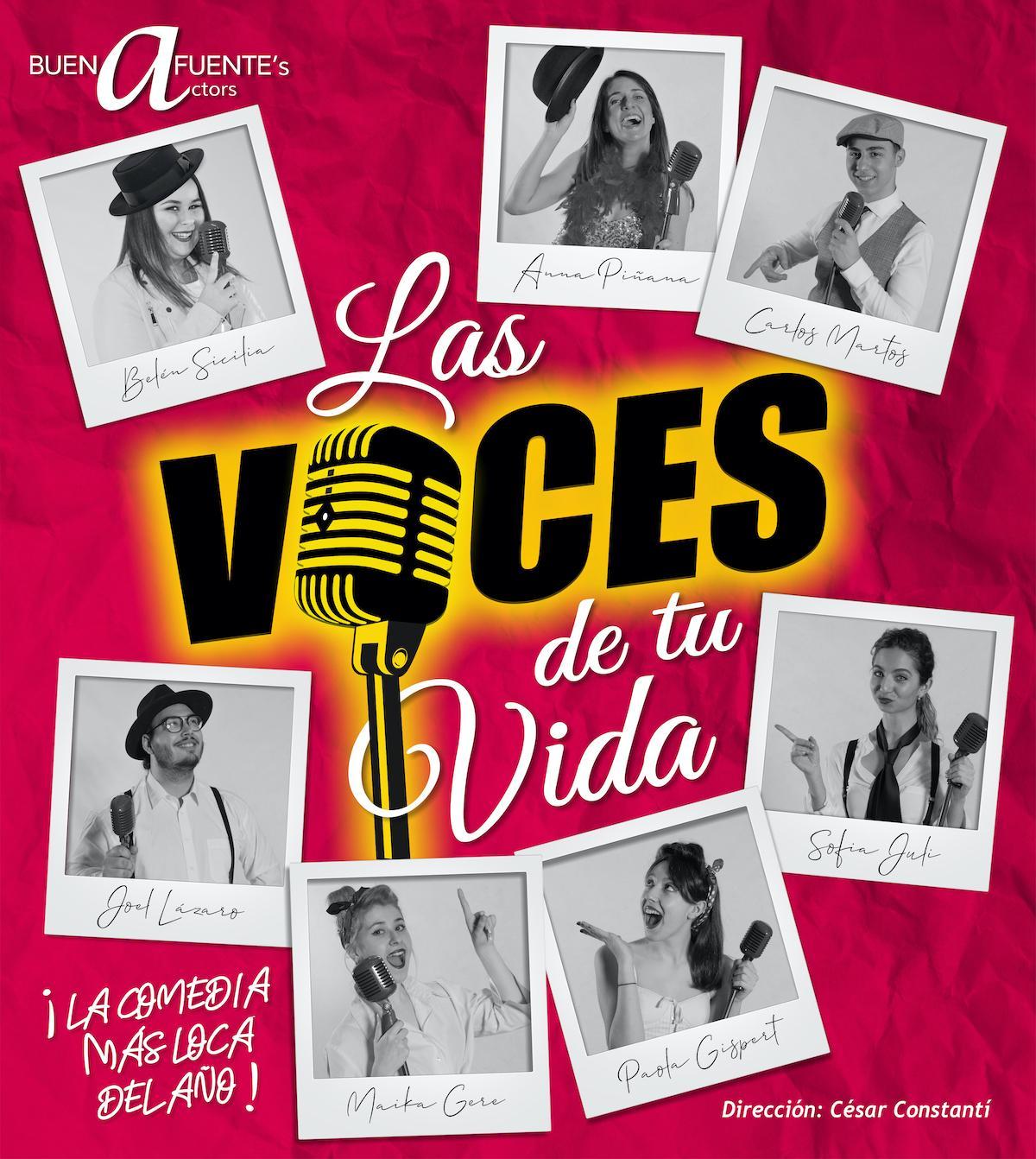 Las voces de tu vidaE