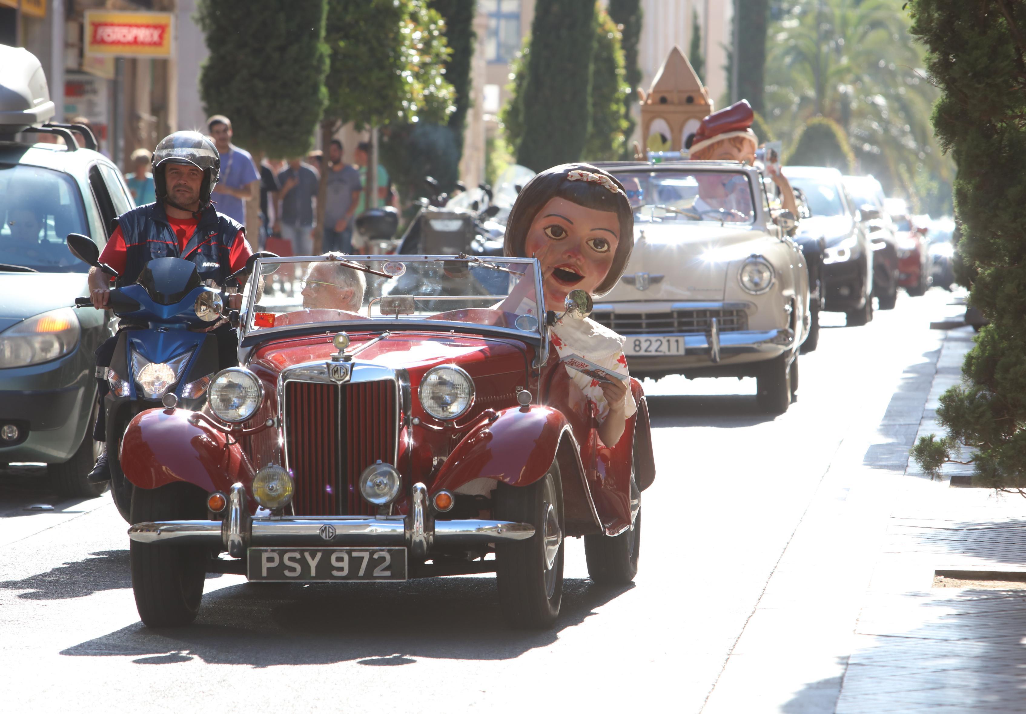 El Xiquet i la Xiqueta presenten el programa de la Festa Major 2019