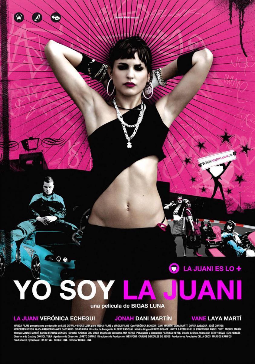 Projecció «Yo soy la Juani»