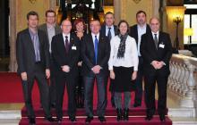 Compareixença al Parlament en defensa de l'aplicació a Reus del règim d'organització de gran població