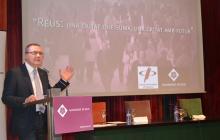«Reus: una ciutat que suma, una ciutat amb futur», conferència anual de l'alcalde