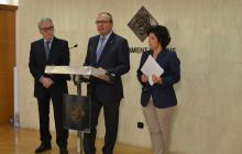 El programa de gestió alimentària de Reus recull 350.000 quilos en dos anys i arriba a 890 famíles