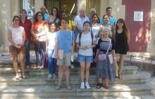 Presentació de l'edició d'estiu de les parelles lingüístiques