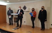 Presentació de les mesures fiscals incloses al Pla de Reactivació Econòmica i Social