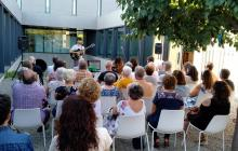 Imatge d'una de les activitats d'aquest estiu a les Biblioteques Municipals