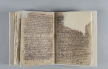 Documents restaurats al CRBMC