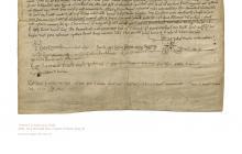 Carta de població i franquesa de Reus 1186 (1186.VI.2 [4 nones juny 1186] )