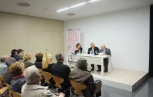 Acte de presentació del Fons Xavier Amorós Solà