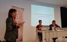 Presentació Andreu Reyes i Gerard Carceller