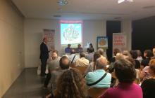 Presentació del llibre d'Ezequiel i Josep M. Gort