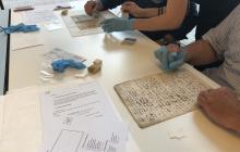 Taller d'organització i conservació de documents