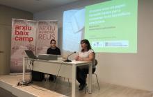 Presentació del taller: Consells bàsics per a la conservació del nostre arxiu en paper