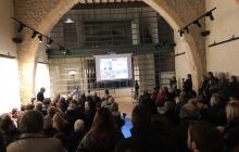 Conferència Joan Navais al Centre Cultura El Castell