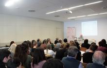 I Jornades d'Arxius, Recerca i Difusió.Conferència del Dr. Ezequiel Gort