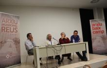 I Jornades d'Arxius, Recerca i Difusió. Conferència del Dr. Stefano M. Cingolani