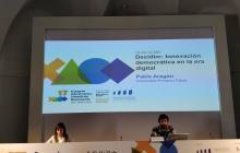 Presentació del ponent Pablo Aragón