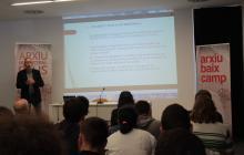 Conferència a càrrec de Ramon Alberch