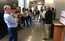 Visita a l'Arxiu Nacional de Catalunya
