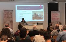 Presentació Aïda Sánchez