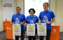 Imatge presentació caminada Taller Baix Camp del dia 25 de novembre