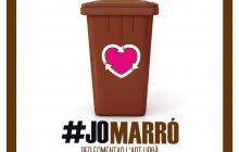 Cartell jomarro campanya reciclatge reus 2017