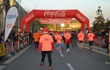Imatge de l'edició anterior de la Cursa de Sant Silvestre de Reus