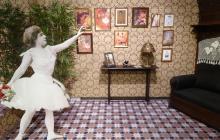 Exposició dedicada a la ballarina Roseta Mauri