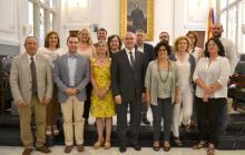Foto de família del Govern de Reus