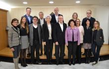 Imatge presentació projecte nou centre de dia pel tractament de l'Alzheimer a Reus