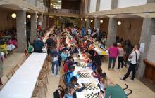 Imatge de la 3ª Trobada Escolar d'Escacs de Reus