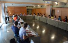 Foto del Plenari de la Taula de la Pobresa Energètica de Tarragona i Reus