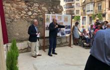 El comissari de l'Any Caselles explicar l'evolució del temple