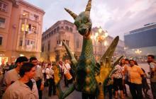 La Víbria a la Festa Major de Sant Pere