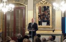 Inauguració de l'Any Roseta Mauri